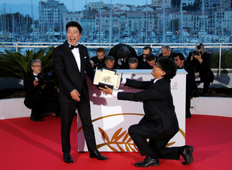 72nd Cannes Film Festival - Photocall after Closing ceremony