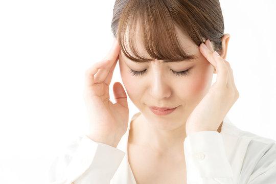 頭痛・女性