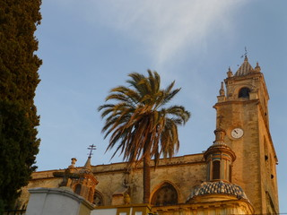 Utrera, town of Sevilla. Andalusia,Spain