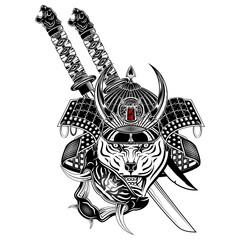 Tiger_Samurai_blak_1