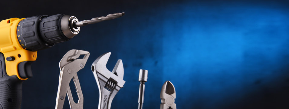 Different kinds of hardware tools