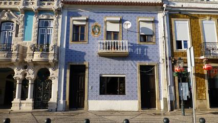 Aveiro, beautiful village of Portugal