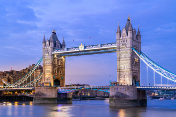 Foto op Canvas London London Tower Bridge