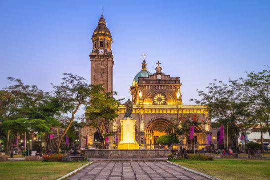 Manila Cathedral, Intramuros, Manila, Philippines