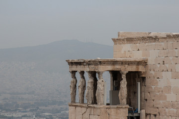Recess Fitting Athens Morning Acropolis