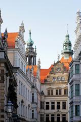 Wall Mural - Residenzschloss Dresden
