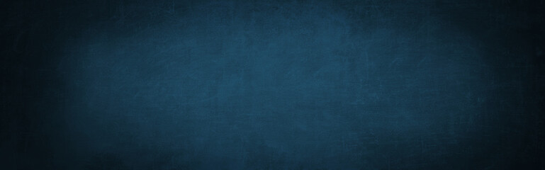 dark and black and blue texture chalkboard background Wall mural