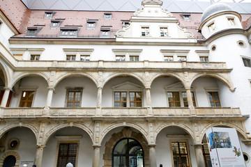 Fototapete - Residenzschloss Dresden