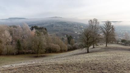 Winterstimmung in der Südeifel