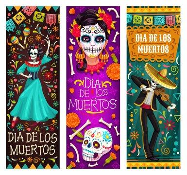 Mexican Dead Day fiesta party Dia de los Muertos