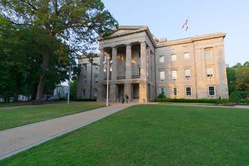 Historic North Carolina State Capitol