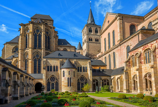St Peter Cathedral, Trier, Germany