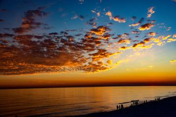 Sunset in Pensacola
