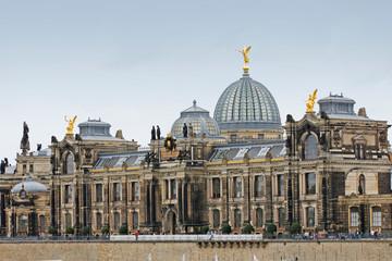Fototapete - Dresden: Kunstakademie