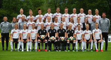 FIFA Women's World Cup France 2019 German team photo