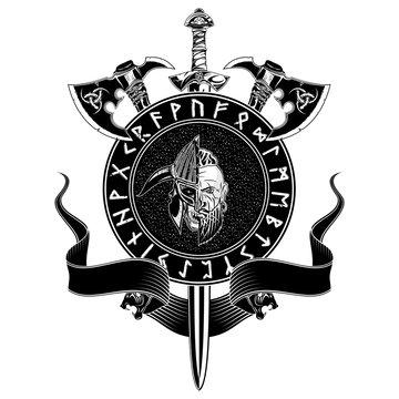 Axe_Rune_viking