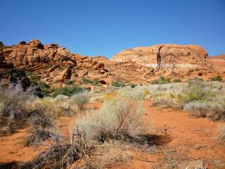 Utah desert park