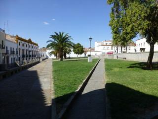 Zafra, historical village of Extremadura.Spain