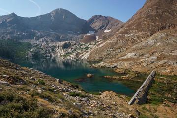 Check dam in Sierra Nevada