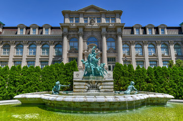 Mertz Library - New York Botanical Garden