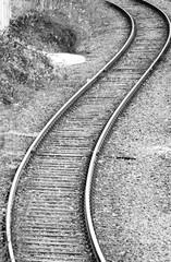 auf Schiene