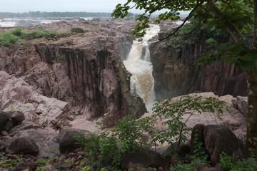 Raneh Falls in Madhya Pradesh India