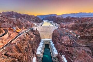 Fototapete - Hoover Dam, USA