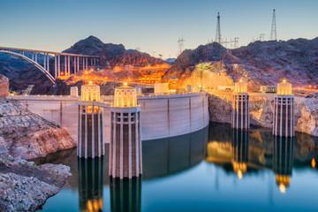 Hoover Dam, USA Fototapete