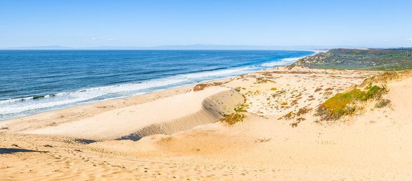 Sand city. California