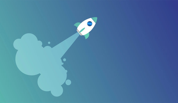 missile, razzo, decollo, start up, impresa, decollare