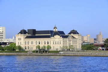 信濃川と新潟市歴史博物館