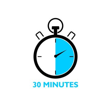Thirty Minutes Stop Watch, 30 minutes icon