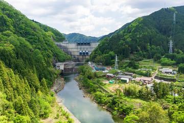 矢作ダム(愛知県・岐阜県)
