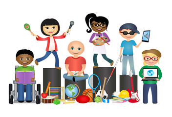 Special Education - Students with disabilities and diverse learning needs