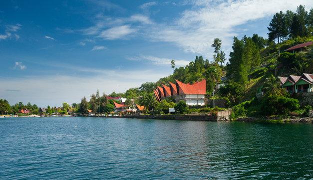 Tuk Tuk, Samosir, Lake Toba, Sumatra