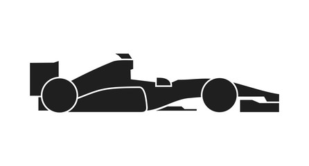 Design of racing formula car