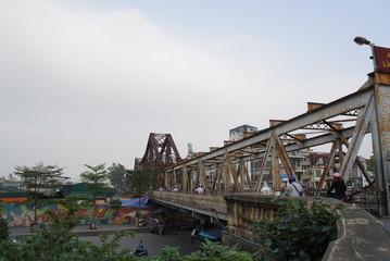 landscape of hanoi