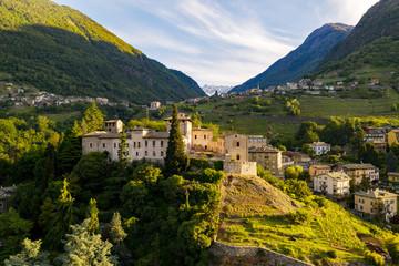 Sondrio - Valtellina (IT) - Castel Masegra (XIV)