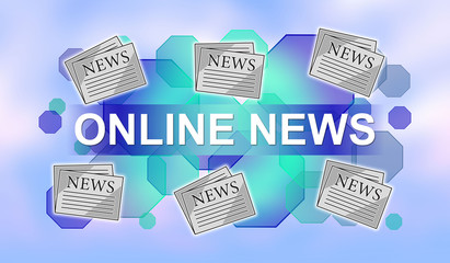 Concept of online news