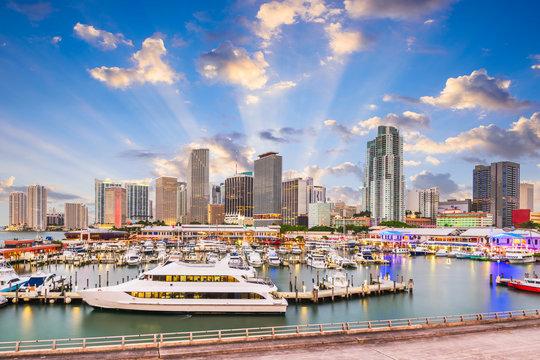 Florida, USA Skylinee