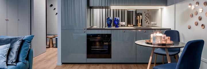 Charming kitchen interior Papier Peint