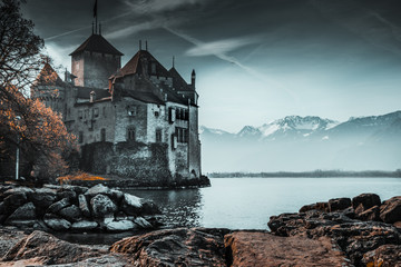 Chillon Castle pics