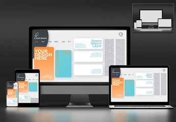 Multiple Devices Mockup