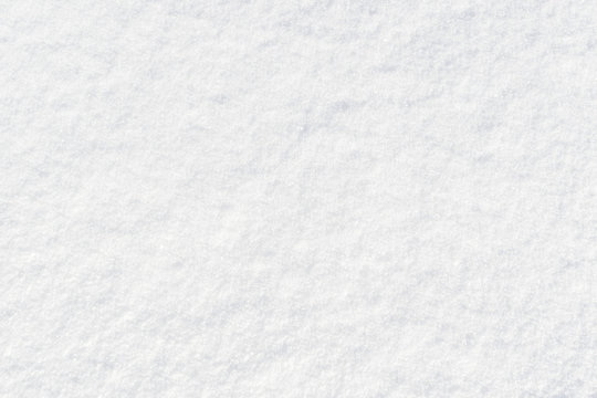 Fresh snow textured background