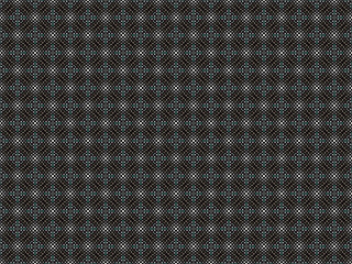 Dark background with repeated pattern. Banner with copy space.
