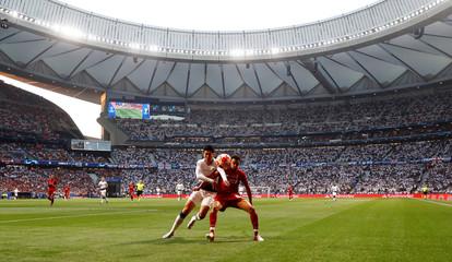Champions League Final - Tottenham Hotspur v Liverpool