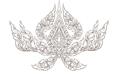 Thai traditional tattoo,  Thai yantra