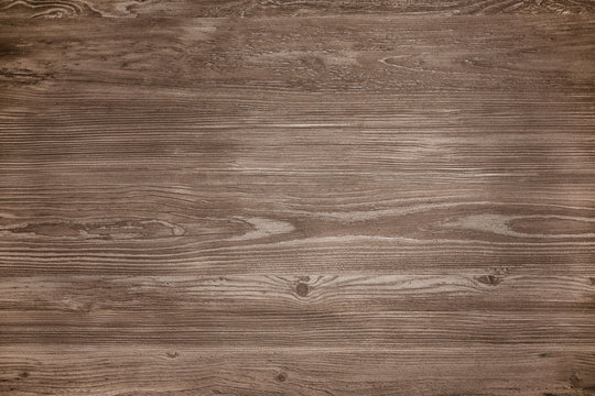 Surface of natural wood as background, top view