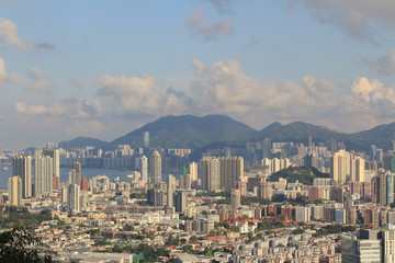 31 may 2014  middle Kowloon , Beacon Hill