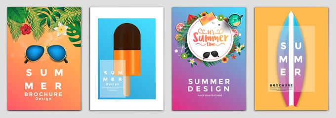 Summer Flyer Design 2